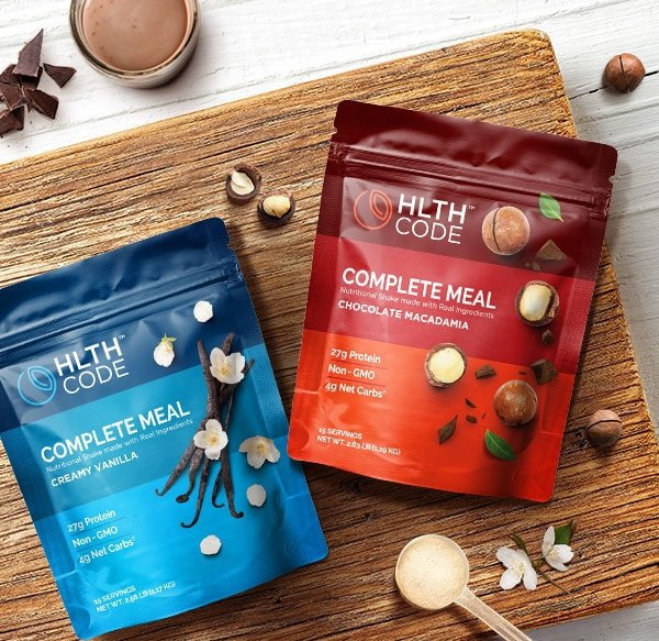 HLTH Code Complete Meal Flavors
