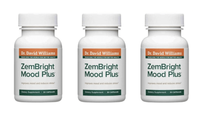 Healthy Directions ZemBright Mood Plus Bottles