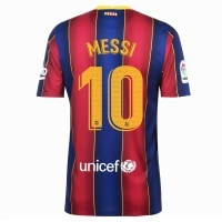 Lionel Messi 10 jersey