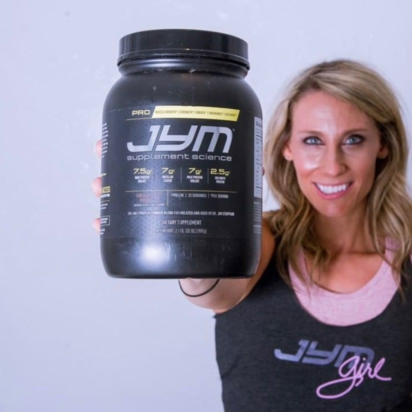 Pro JYM For Body Building