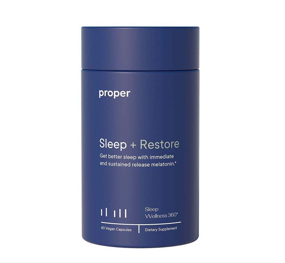 Sleep + Restore By Proper Supplement