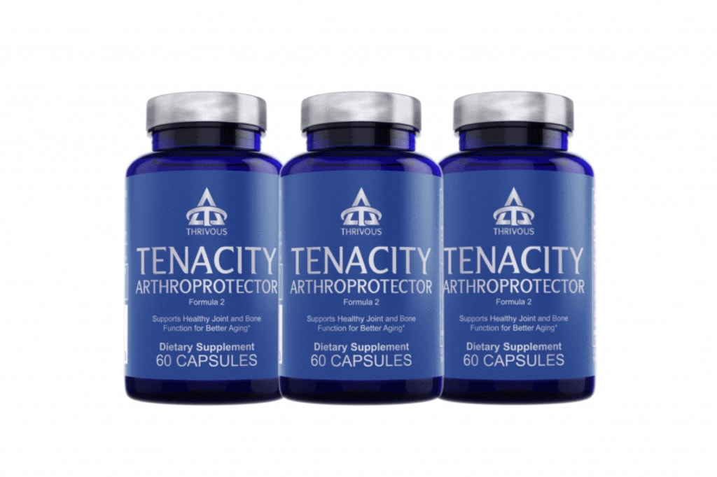 Thrivous Tenacity Bottles