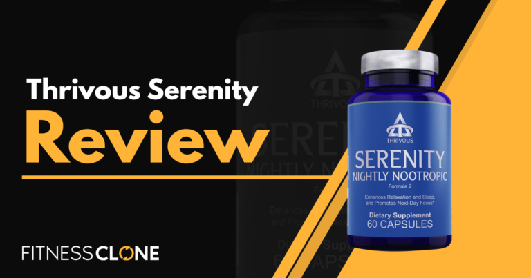 Thrivous Serenity Review – A Thorough Look At This Nightly Nootropic