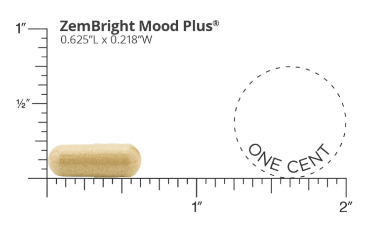 ZemBright Mood Plus Capsule