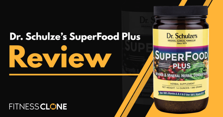 Dr. Schulze's SuperFood Plus Review – Are The Benefits Worth The Price?