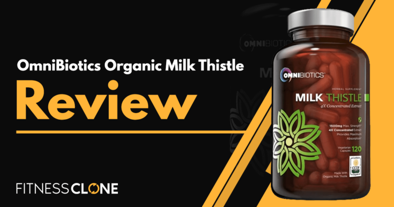 OmniBiotics Organic Milk Thistle Review – Do You Need This Supplement?
