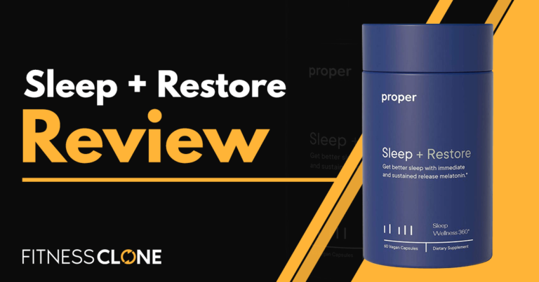 Sleep + Restore Review – Can This Proper Supplement Provide Sweet Dreams?