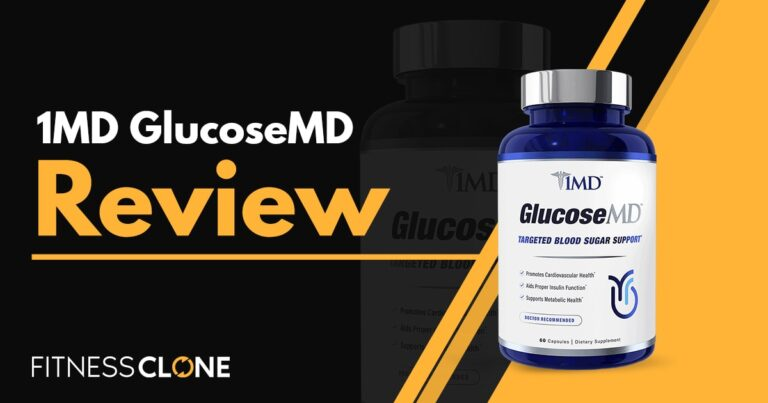 1MD GlucoseMD Review – Is This Supplement Effective?