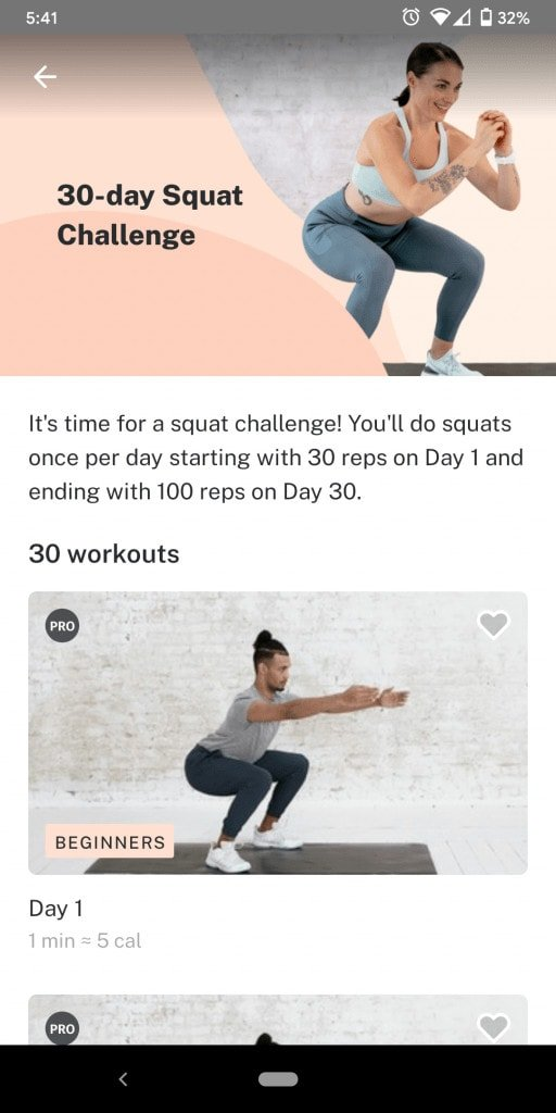 8fit Challenges