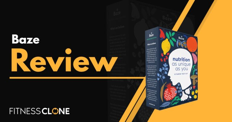Baze Review – Are These Personalized Supplements Legit?