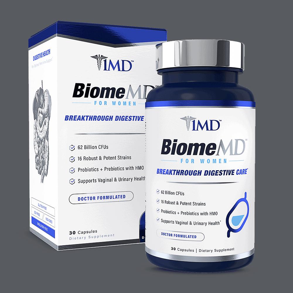 BiomeMD Packaging