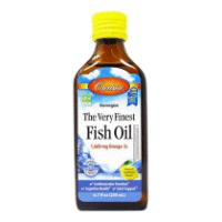 Carlson's fish oil
