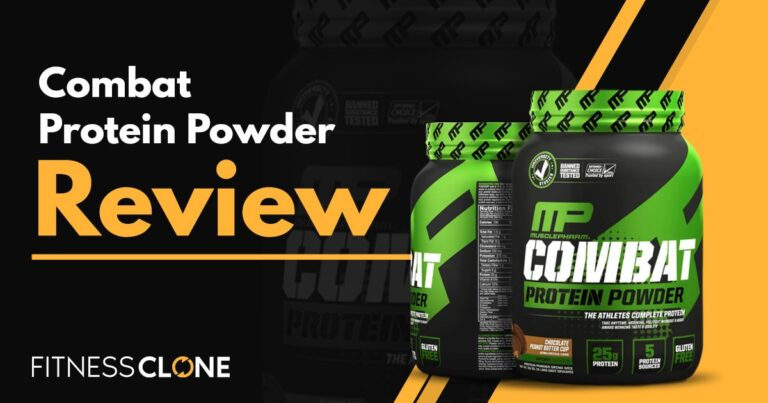 Combat Protein Powder Review – Is This MusclePharm Protein Worth Buying?