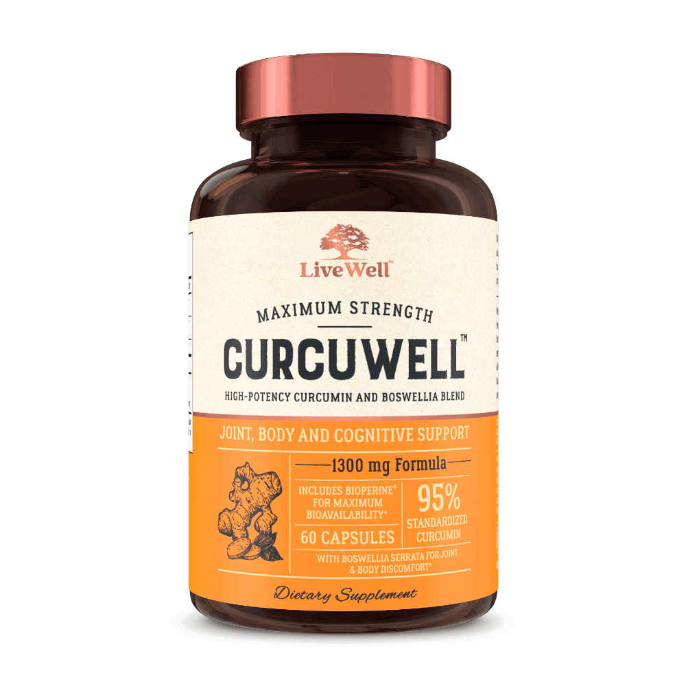 CurcuWell Supplement
