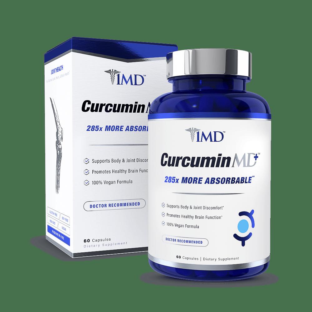 CurcuminMD Plus Supplement