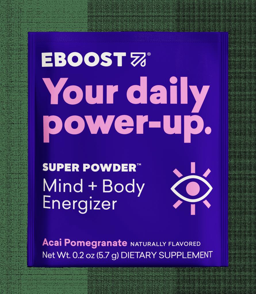 EBOOST Super Powder Supplement