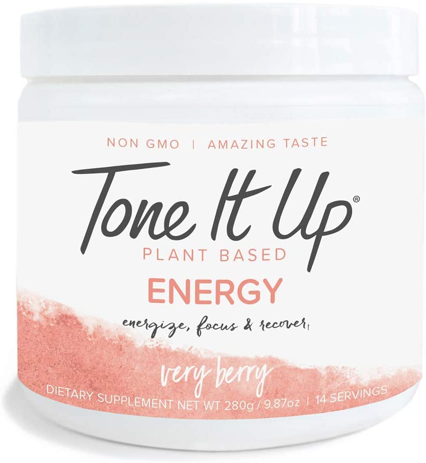 Tone It Up Energy Supplement