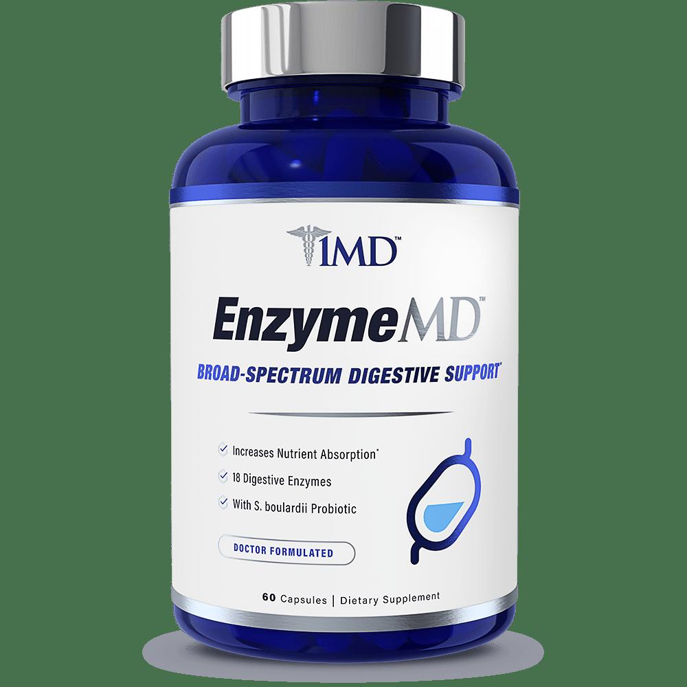 EnyzmeMD Digestive Supplement