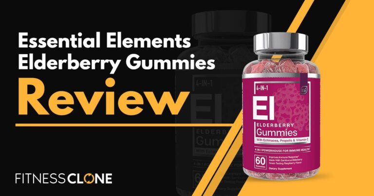 Essential Elements Elderberry Gummies Review – Are The Benefits As Good As The Taste?