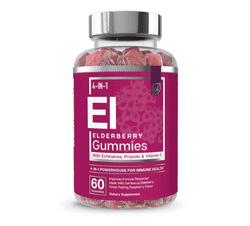 Essential Elements Elderberry Gummies