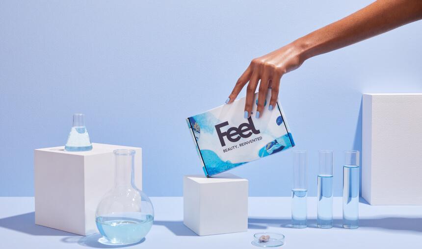 Feel Beauty Probiotic+ Lab