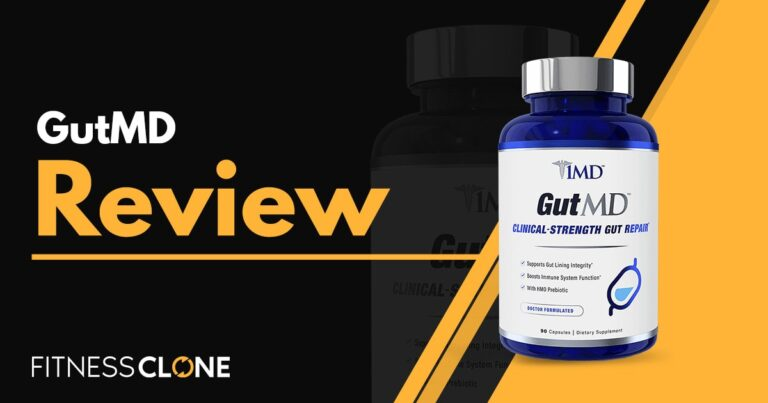 GutMD Review – Does This 1MD Gut Health Supplement Work?