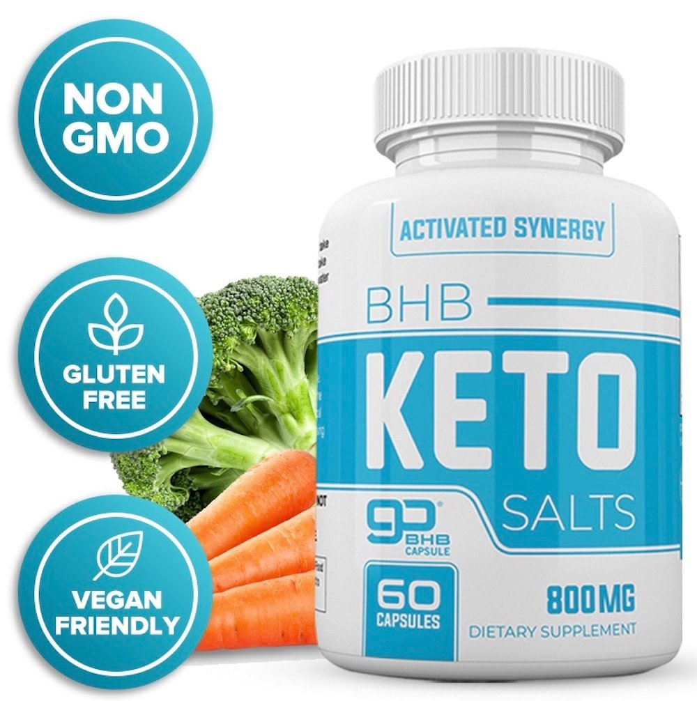 Keto BHB Diet Pills by Activated Synergy