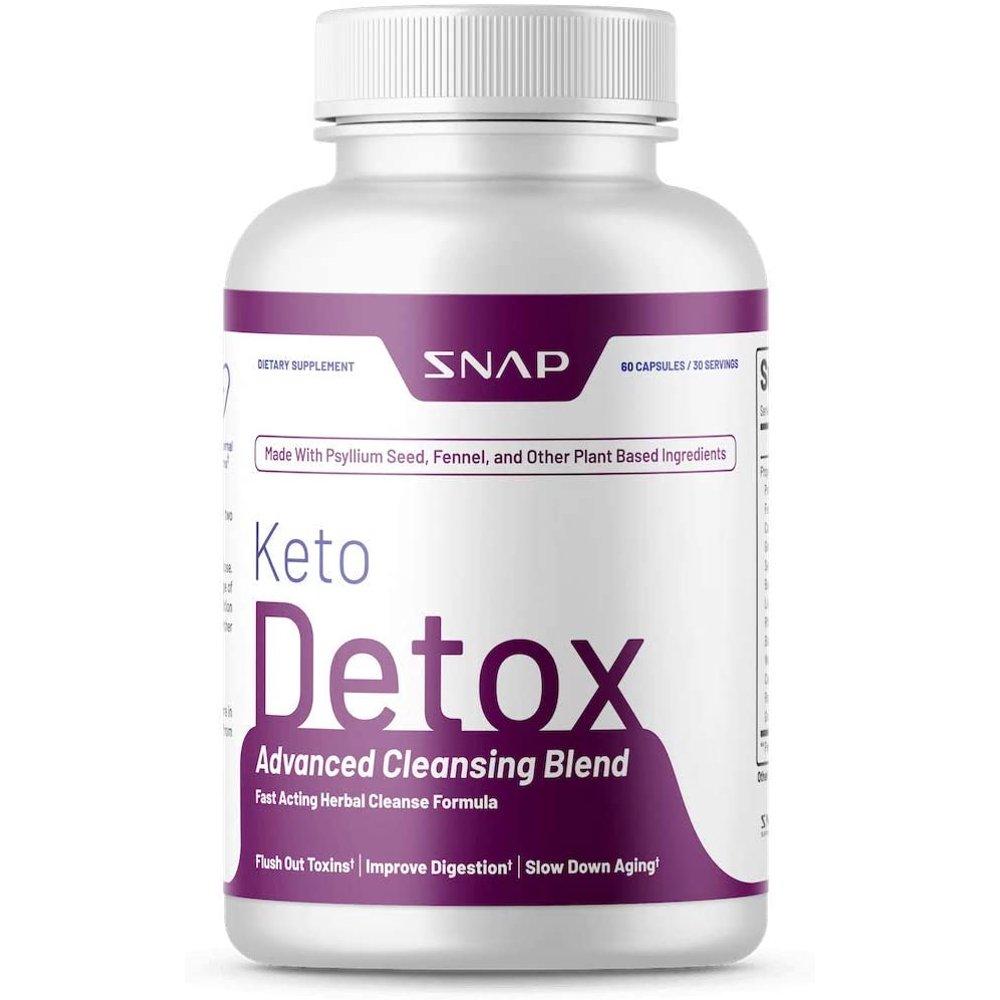 Keto Detox Pills by Snap Supplements