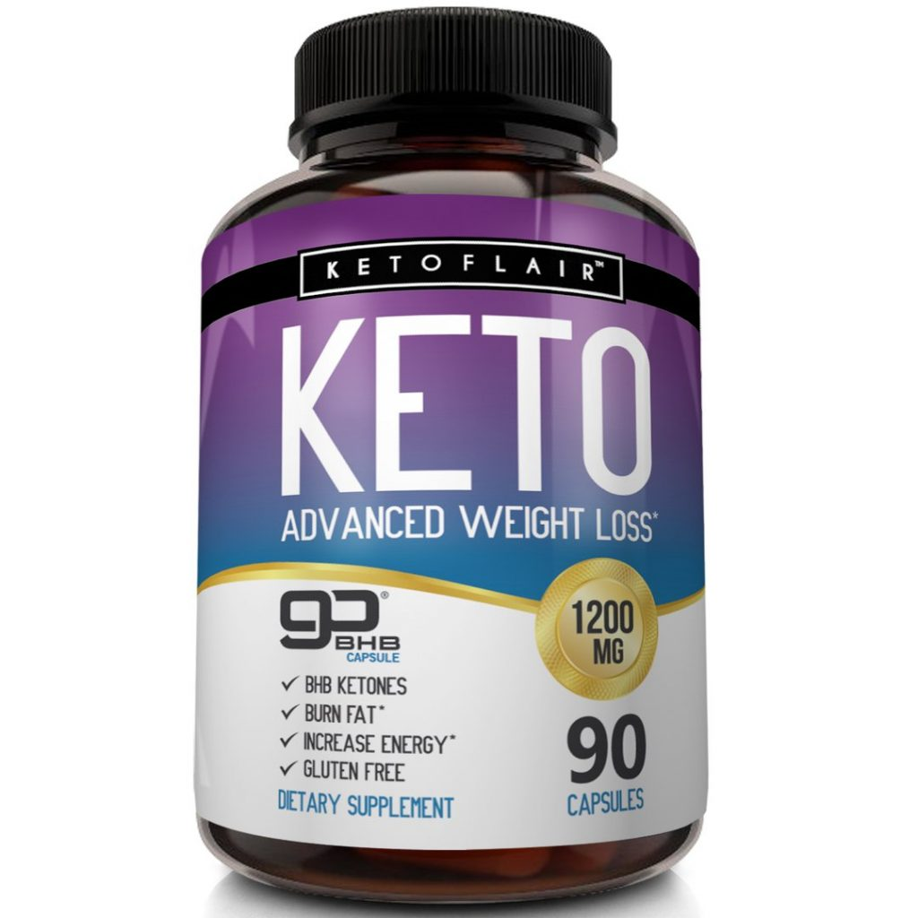 Keto GoBHB Supplement by Nutriflair