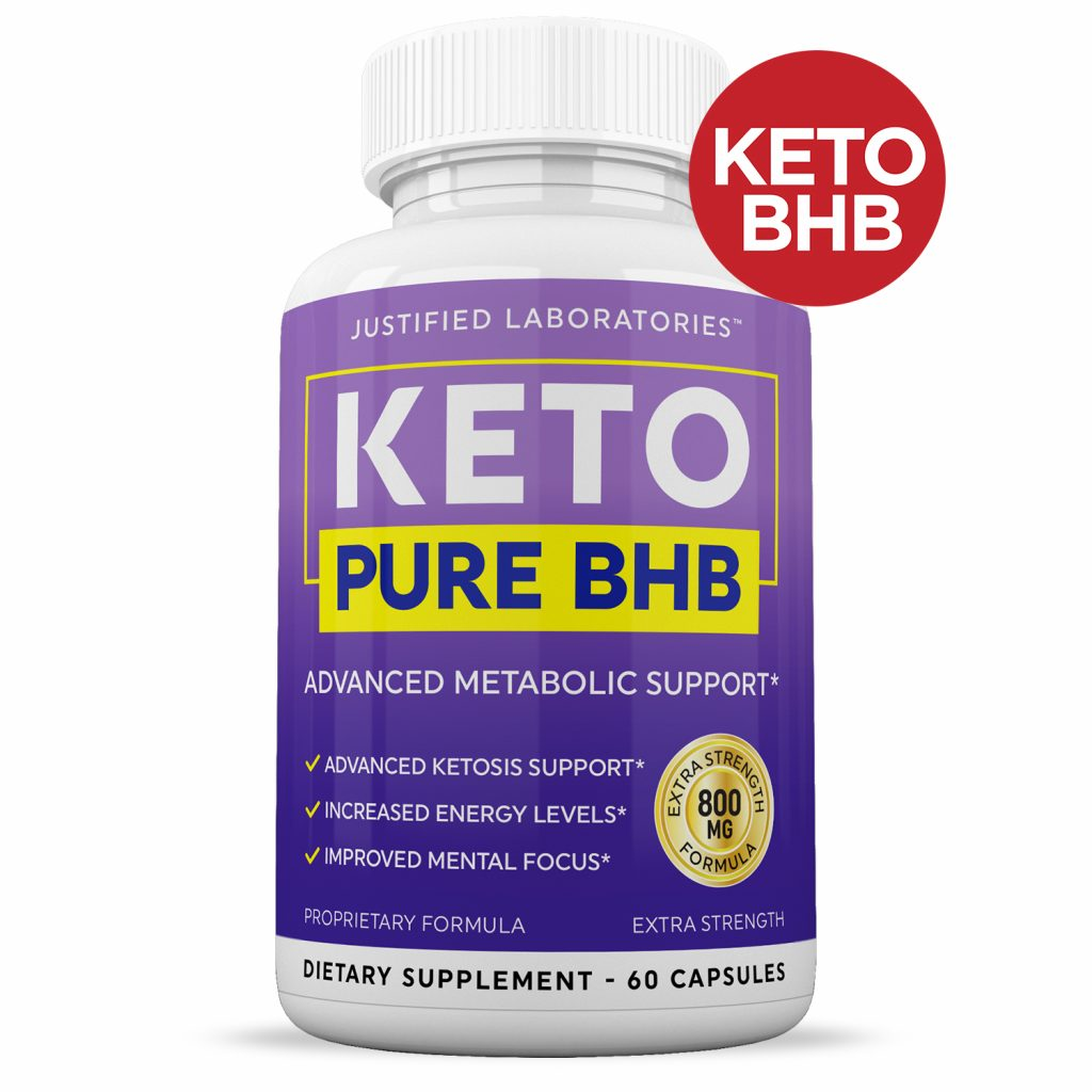 Keto Pure BHB Pills by Justified Laboratories