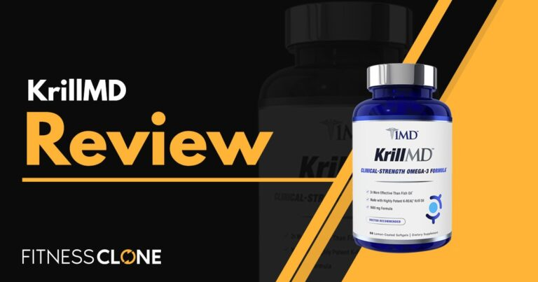 KrillMD Review – Can This 1MD Krill Oil Benefit Your Health?