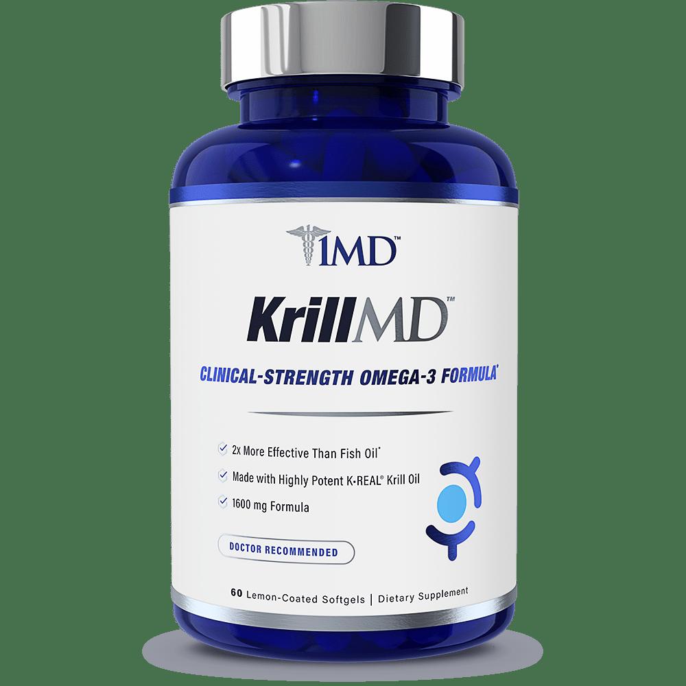 KrillMD Bottle