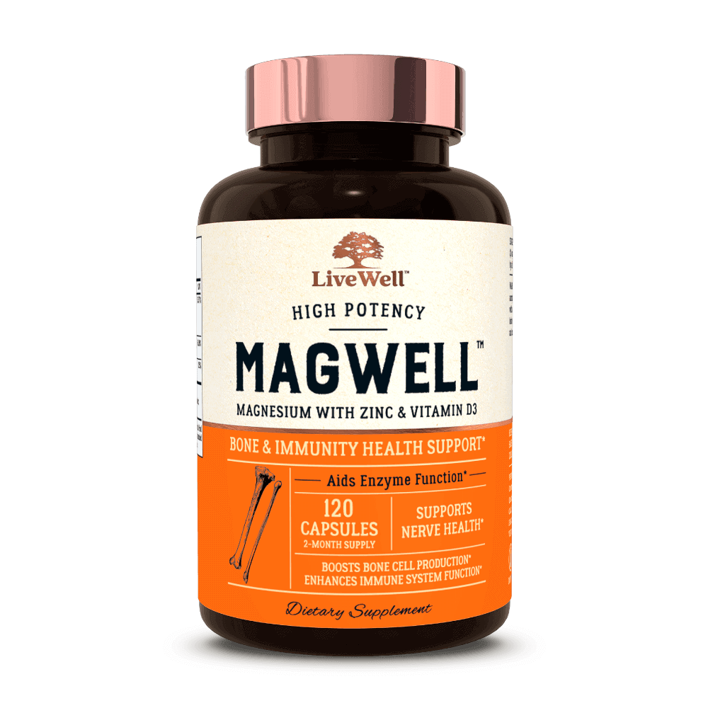 LiveWell MagWell Supplement