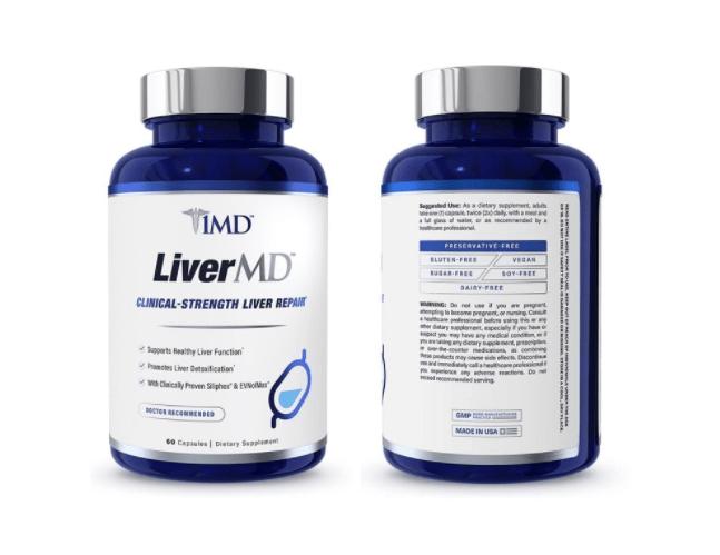 LiverMD Benefits