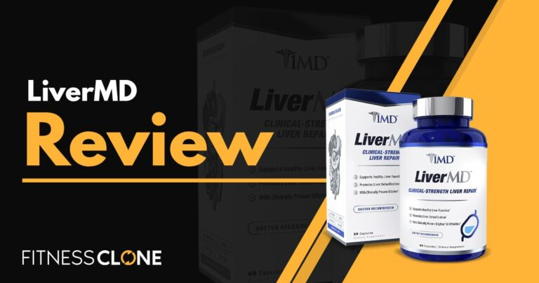 LiverMD Review – Will This 1MD Supplement Support Your Liver Health?