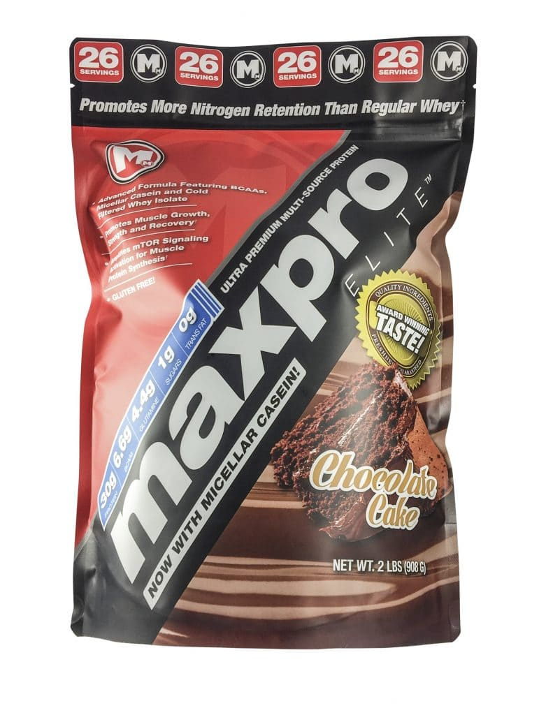 MaxPro Elite, from Max Muscle Sports Nutrition