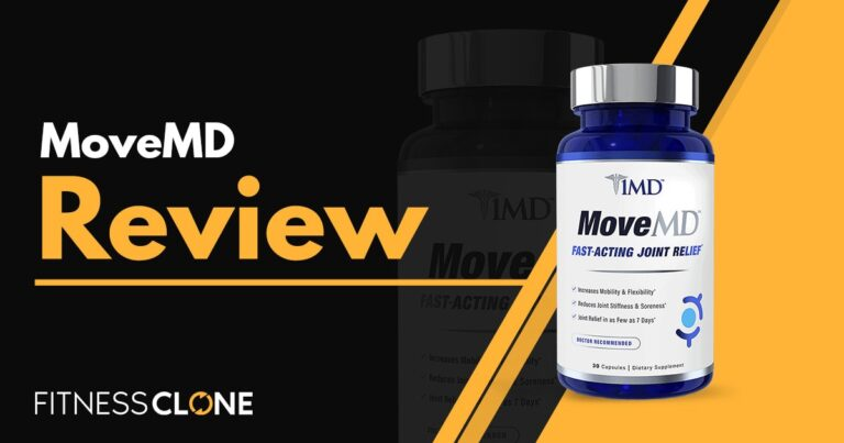 MoveMD Review – Will This 1MD Supplement Improve Joint Health?