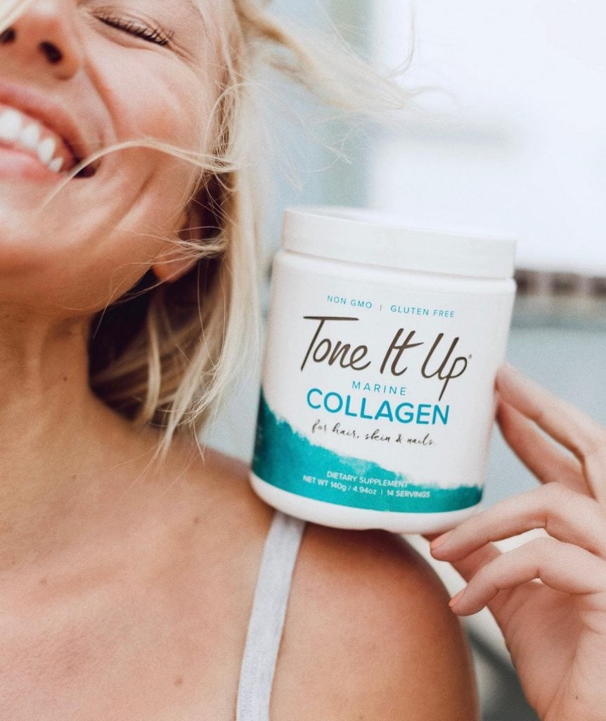 Tone It Up Marine Collagen For Skin