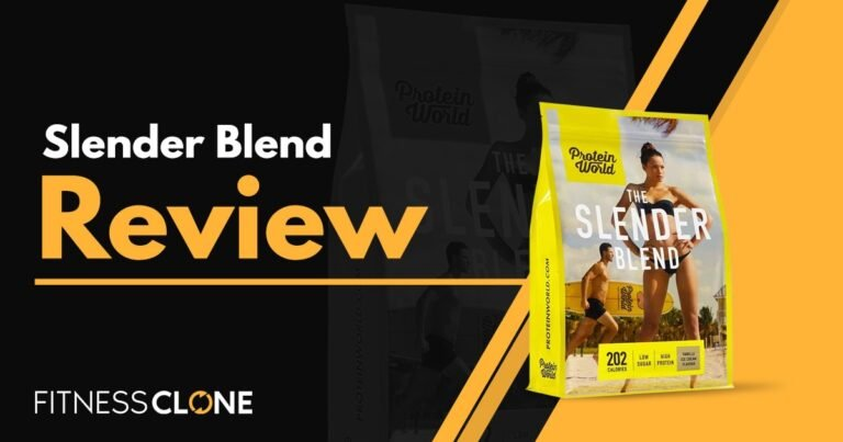 Slender Blend Review – Is This Protein World Powder Legit?