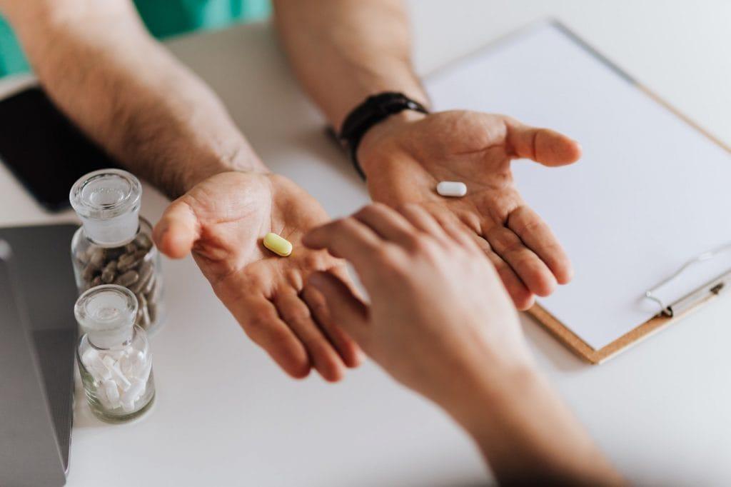 Supplements for Men Over 50