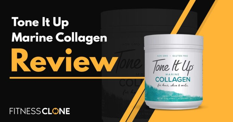 Tone It Up Marine Collagen Review – Can It Really Give You Clear Skin?