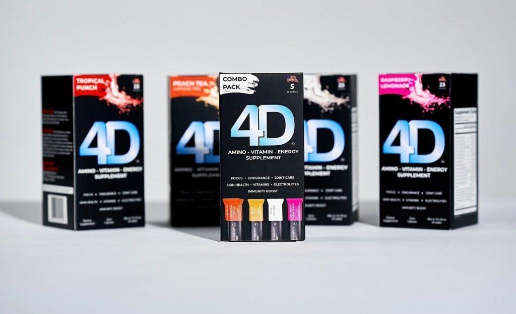 4D Premium Falvors