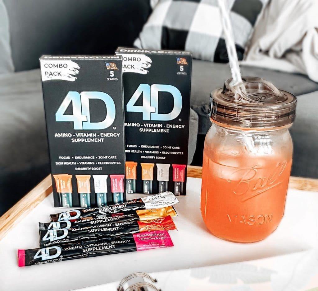 4D Premium Sachet Pack