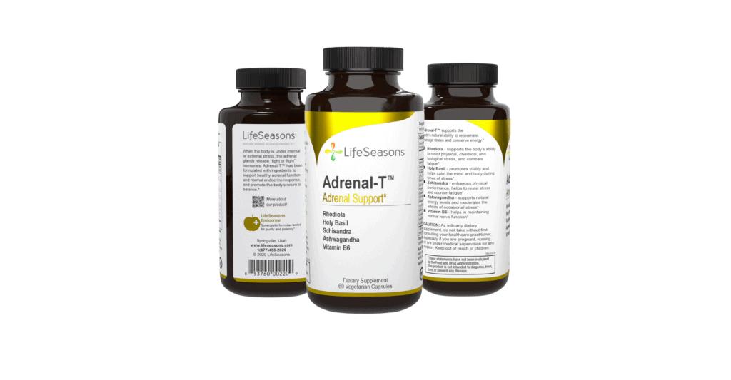 Adrenal-T For Energy