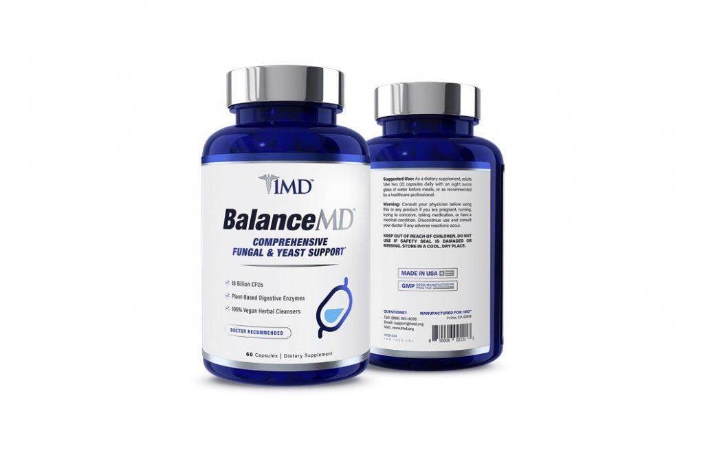 1MD BalanceMD Supplement