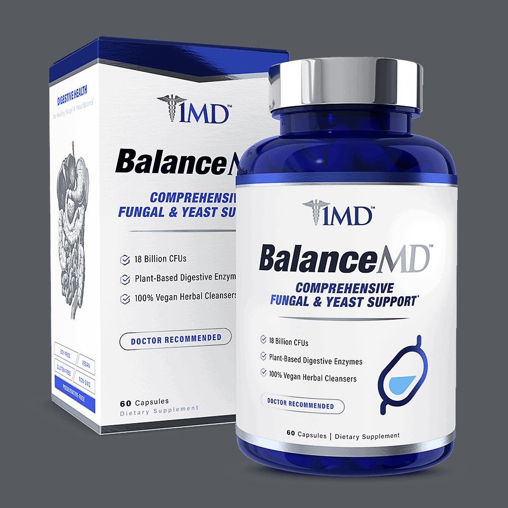 BalanceMD Bottle And Box