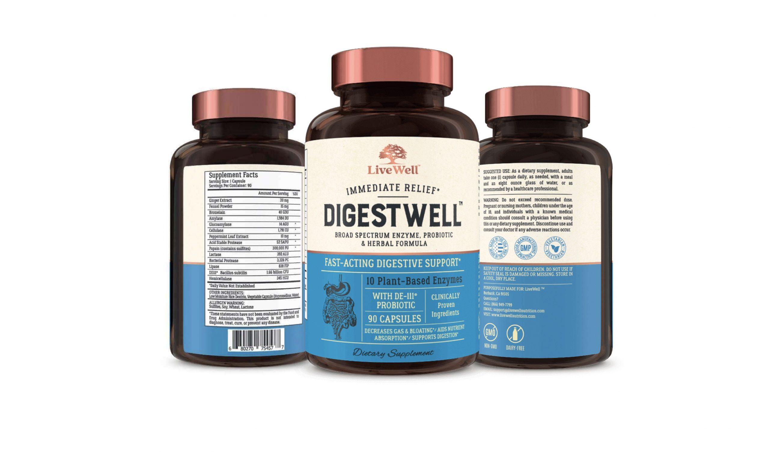 DigestWell Review – Can This Supplement Really Improve Digestion?