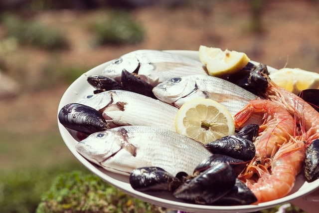 Fish and Seafood for Intermittent Fasting