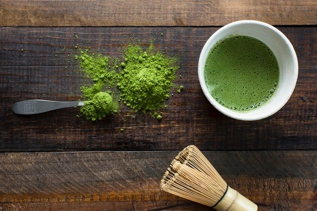 Green Powder is rich in vitamins and mineral
