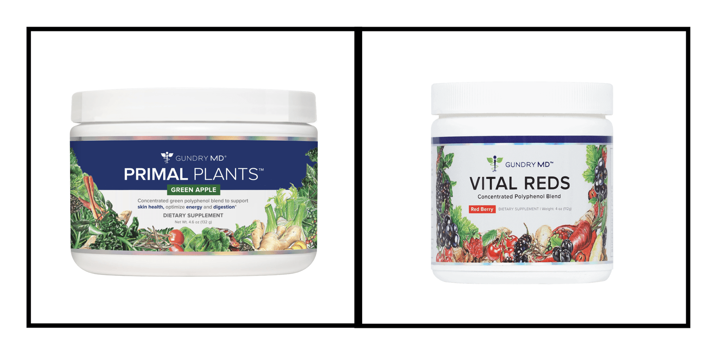 Primal Plants Vs. Vital Reds – Which Gundry MD Superfood Powder Is Better?